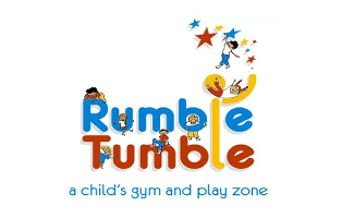 Rumble Tumble - A Child's Gym&Play Zone -  Six Month Family Membership for up to 4 Children at Rumble Tumble